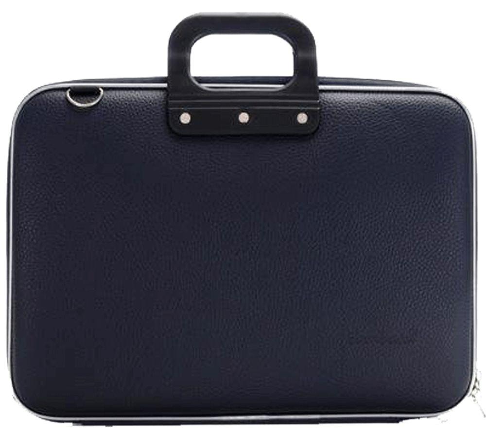 9b3f70604f3 Bombata Maxi Hardcase 17 inch Laptoptas Dark Blue   Laptoptassen   Tassen &  Koffer.nl